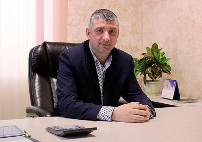 Денис Мартынюк - директор автопарка в Кобрине